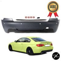 Sport Stoßstange Hinten PDC passt für BMW 3er E92 E93 alle Modelle bj 06-13+ABE*