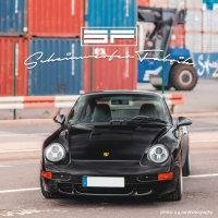 Scheinwerfer-Lackierung - Porsche 911 993 - Turbo Carrera...