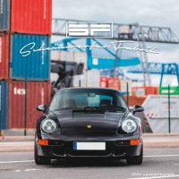 Scheinwerfer-Lackierung - Porsche 911 993 - Turbo Carrera RS GT2 Targa