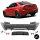 Sport Stoßstange Hinten passt für BMW E92 E93 06-13 Duplex Diffusor nicht M3