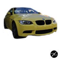 Sport-Performance Stoßstange vorne passt für BMW E92 E93 06-10+Luftführung +ABE*