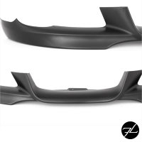 Frontspoiler Lippe ABS Serien Stoßstange+...