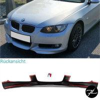 Frontspoiler Lippe ABS Serien Stoßstange+ Montagekit passt für BMW E92 E93 06-10