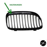 SET Kühlergrill Schwarz Hochglanz passend für BMW 3er E90 E91 LCI bj. 08-11 FACELIFT