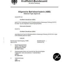 Bodykit Stoßstange Vorne PDC 6-Loch+ Seite + Hinten...