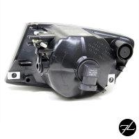 Set 2x Nebelscheinwerfer Nebelleuchten Smoke Schwarz passt für BMW E92 E93 Serie