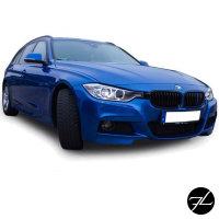 Stoßstange vorne SRA+PDC + NSW Smoke passt für BMW F30 F31 Serie & M-Paket 11-17