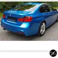 Sport-Stoßstange Hinten für PDC 2-Rohr Links passt für BMW F30 Serie & M-Paket