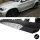 SET ALUMINIUM Trittbretter Einstieg+Anbaumaterial passt für BMW X6 E71 E72 08-14