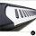 SET ALUMINIUM Trittbretter Schweller Einstieg +Zubehör passt für BMW X6 F16 14>