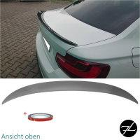 SET Heckspoiler Kofferraum grundiert passend für BMW 2er F22 Coupe für M-Paket Umbau Modelle +3M bj. 14>