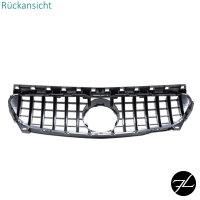 GT Sport- Panamericana Kühlergrill Chrom passend für Mercedes CLA W117  bj 13-16
