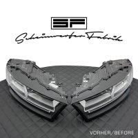 Scheinwerfer-Lackierung - Audi Q7 SQ7 4M LED Matrix