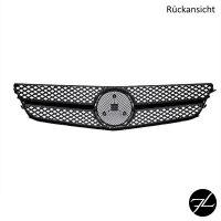 Kühlergrill Komplett Schwarz passt für Mercedes E-Klasse Coupe Cabrio W207 nicht für AMG E63 ab Bj 09-13