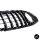 Sport Panamericana GT Kühlergrill Schwarz Chrom passt für Mercedes A-Klasse W176 Vorfacelift 12-15