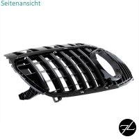 Umbau Sport Panamericana Kühlergrill Schwarz passend für Mercedes W176 Vor Mopf 12-15