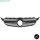 Facelift Kühlergrill Schwarz passt für Mercedes C-Klasse W205 S205 auch AMG Mopf ab 2018 +Kamera