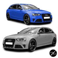Stoßstange vorne für SRA ohne PDC + Grill passt für Audi A4 B8 8K 11-16 kein RS4