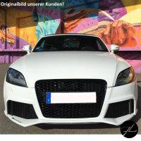 Stoßstange vorne + Wabengill passt für Audi TT 8J  Coupe Cabrio ab 06-16 auch RS