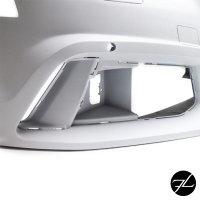 Sport-Stoßstange vorne + Wabengrill passt für Audi A6 4F ab 2004-2011 kein RS6