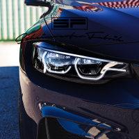 Scheinwerfer-Lackierung - BMW 4er M4 F82 F83 F32 LCI