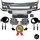 SPORT Stoßstange ABS ohne PDC/SRA+ Nebel Set für M5 M+NIETEN passt für BMW E39