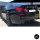 Umbau Set Heckdiffusor Duplex 4-Rohr +NSW- Gitter passt für BMW 5er F10 F11 M-Paket & M550