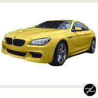 2x Kühlergrill Schwarz Matt Doppelsteg passend für BMW 6er F12 F13 +  M M6
