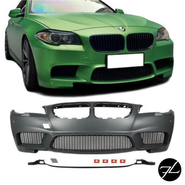 EVO-Sport Front Stoßstange für PDC SRA passend für BMW F10 F11 M5 Umbau 10-17