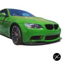 SET Doppelsteg Kühlergrill Schwarz GLANZ passt für BMW 3er E92 E93 06-10 + M M3