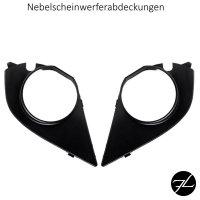 Zubehör SET Gitter + Abdeckungen passend für BMW E60 E61 mit M-Paket Stoßstange