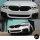 Doppelsteg Kühlergrill Schwarz GLANZ Performance passt für BMW 5er G30 G31 2017>