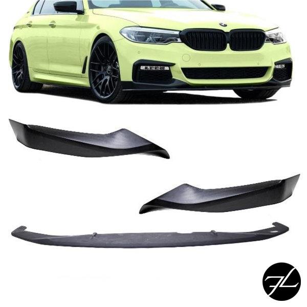 Sport-Performance Frontspoiler 3tlg. passt für BMW G30 G31 M-Paket Umbau 17-