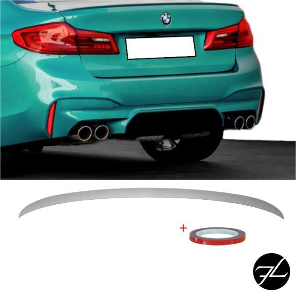 Heckspoiler grundiert Sport-Performance passend für BMW 5er G30 Limousine+ 3M