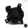 Klarglas Nebelscheinwerfer Set H11 schwarz smoke passt für Audi A5 7T A4 B8 A6 4G Q3 VW Passat CC