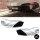 Auspuffblenden Trapez SET Chrom passt für BMW 5er G30 G31 nur M-Paket 520-540