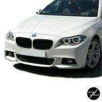 SET Zubehör Set Komplett für Stoßstange vorne passend für BMW 5er F10 F11 LCI mit M-Paket 13-17