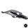 Heck Diffusor Schwarz Matt Duplex passt für BMW E90 E91 M-Paket Modelle 05-12 mit CSL M3 AGA