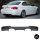 Diffusor hinten 4-Rohr passt für BMW E92 E93 mit M-Paket Stoßstange + CSL M3 AGA