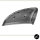 Spiegelkappen SET Alu Matt passt für Audi TT 8S FV Cabrio Coupe auch TTS ab 2014