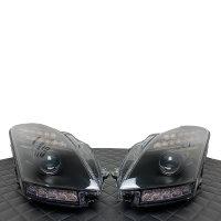 Scheinwerfer-Lackierung - Mercedes SLS AMG GT GT3...
