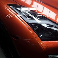 Scheinwerfer-Lackierung - Nissan GTR GT-R Skyline Nismo R35 (2008-2020)