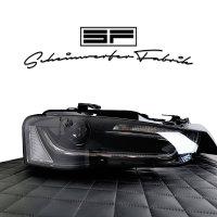 Scheinwerfer-Lackierung - Audi A4 S4 RS4 B8 Facelift