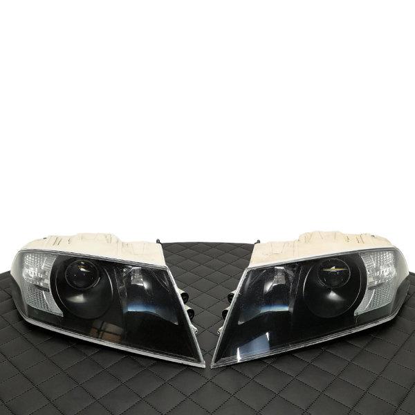 Scheinwerfer-Lackierung - Skoda Octavia 1Z VFL