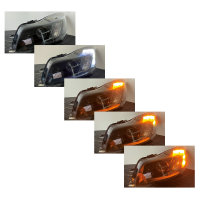 Scheinwerfer-Umbau - Dynamischer LED Blinker - Opel...