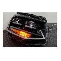 Scheinwerfer-Umbau - Dynamischer LED Blinker - VW T6 LED Transporter 6
