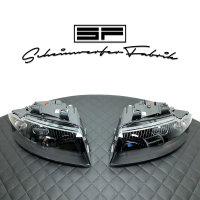 Scheinwerfer-Lackierung - Audi A4 S4 B6