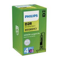 D2R 35W P32d-3 LongerLife 4300K Xenon 1St. Philips