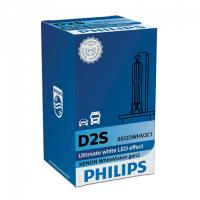 D2S 35W P32d-2 WhiteVision 5000K Xenon 1st. Philips