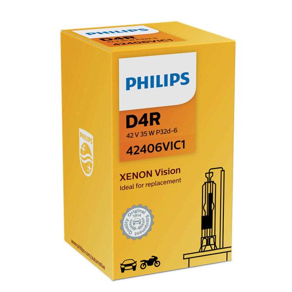 D4R 35W P32d-6 Xenon Vision 1st. Philips
